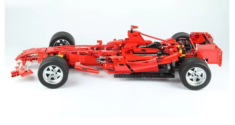 DecoolRacingCar18Model33351242pcsactionfiguretoysDIYBrickstoysforChildrenlegoingtechnicF1setFormulaF-32833140503