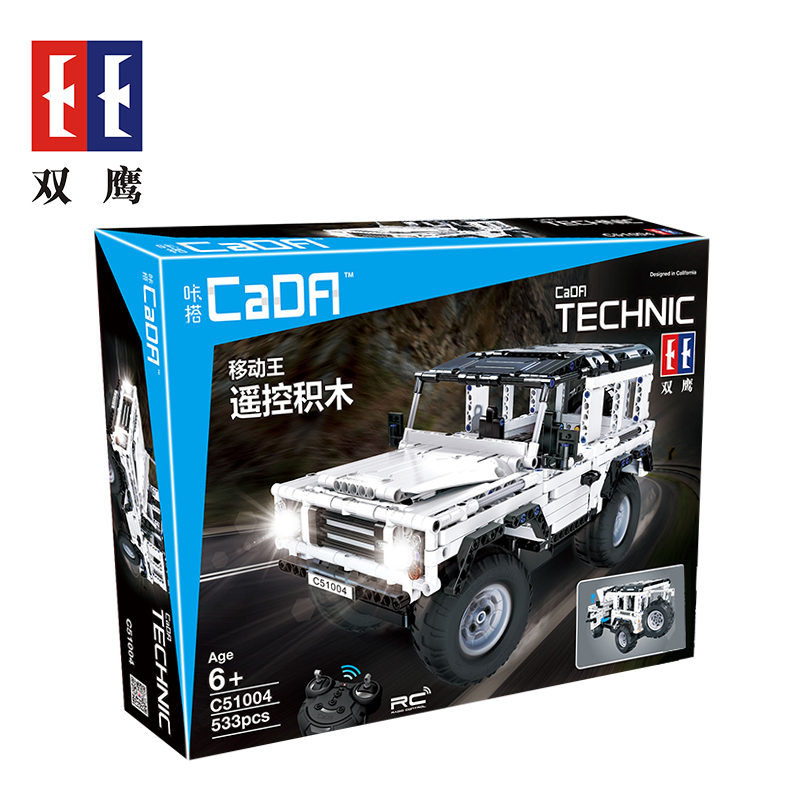 Legoings-Block-Technic-Series-RC-Remote-Control-SUV-Car-Building-Block-Brick-Toys-Jeep-Car-toys-C51004-32867464498