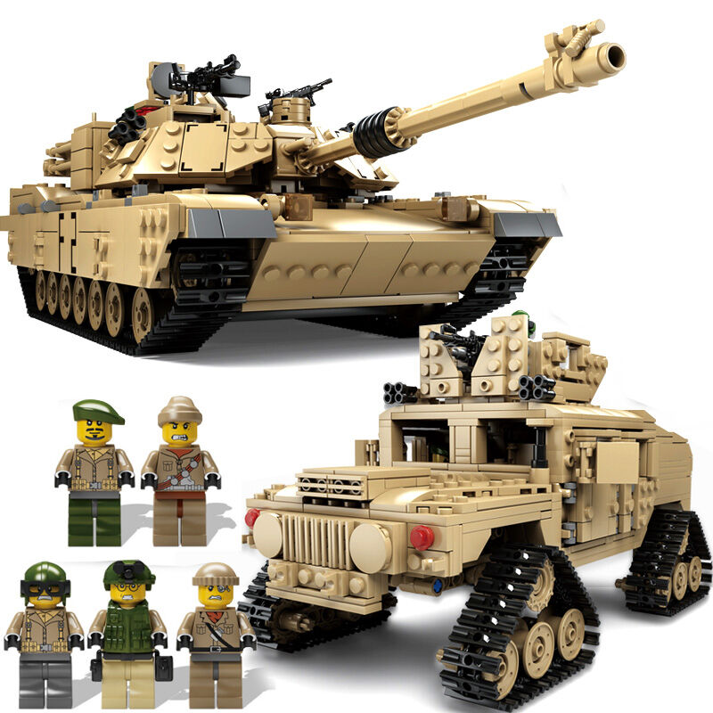 New-Theme-Tank-Building-Blocks-1463pcs-Building-Blocks-M1A2-ABRAMS-MBT-KY10000-1-Change-2-Toy-Tank-Models-Toys-For-Children-32861291976