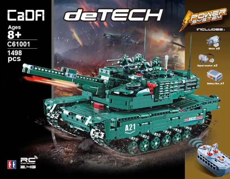 Technics-modern-military-radio-remote-control-M1A2-Abrams-Main-Battle-Tank-block-2in1-Panther-model-bricks-rc-toys-collection-32864269653
